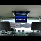 Alpine RSEK100TNINST.KIT F. PKG2000/2100P VW TOURAN(245 RSEK100TN)