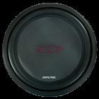 "Alpine SWG1044 10"" SUBWOOFER G-SERIE(245 SWG1044)"