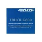 Alpine TRUCK-G800 TRUCK KORT TIL INEW987D/X800(245 TRUCK-G800)