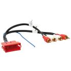 AKTIV SYSTEMADAPTER 20 PIN MINI-ISO BOSE(249 144501)