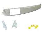 2-DIN monteringskit for Alfa Romeo Guiletta 2010-2014, hvid.(260 CT23AR08L)