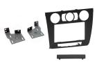 2-DIN monteringskit for BMW 1-serie E81, E82, E87, E88, sort(260 CT23BM06)