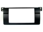 2-DIN ramme til BMW 3-serie E46 1998-2006, centre mount.(260 CT23BM07)