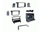 2-DIN kit til BMW 3-serie E46 kontaktpanel m. 5 huller(260 CT23BM17)