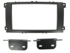 2-DIN monteringskit til diverse Ford med firkantet OE radio,(260 CT23FD07)