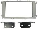 2-DIN monteringskit til diverse Ford med firkantet OE radio,(260 CT23FD08)