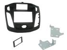 2-DIN monteringskit til Ford Focus 2011-, sort.(260 CT23FD28)