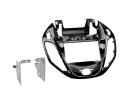 2-DIN monteringskit til Ford B-Max 2012-, pianosort.(260 CT23FD36)