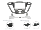 2-DIN monteringskit til Ford Transit Custom 2012-, Phoenix s(260 CT23FD38)