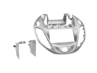 2-DIN monteringskit til Ford B-Max 2012-, sølv.(260 CT23FD42)