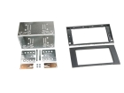 2-DIN sort kit til divere Ford med firkantet Ford 6000CD OE (260 CT23FD50)