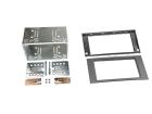 2-DIN antracit monteringskit til diverse Ford (260 CT23FD51)