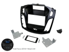 2-DIN kit til Ford Focus 2015- inklusive dørlås & haveriblin(260 CT23FD64)