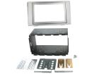 2-DIN monteringskit til Iveco Daily 2009-2012, Sølv.(260 CT23IV02)