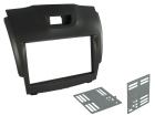 2-DIN monteringskit til Isuzu D-Max 2012-, MU-X 2014-, sølvg(260 CT23IZ01)