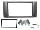 2-DIN kit til Isuzu D-Max 2008-2012, antracit.(260 CT23IZ03)