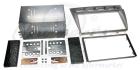 2-DIN monteringskit til Kia Picanto 2005-2008, sølv.(260 CT23KI11)