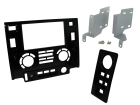 2-DIN monteringskit til Land Rover Defender 2007-, pianosort(260 CT23LR03)