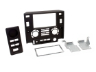 2-DIN monteringskit til Land Rover Defender 2007-, sort.(260 CT23LR04)