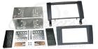 2-DIN monteringskit til Mercedes SLK R171 2005-2011, sort.(260 CT23MB09)