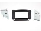 2-DIN monteringskit til Mercedes CL500 W215 98-05, sort soft(260 CT23MB22)