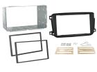 2-DIN monteringskit til Smart ForTwo 2010-, sort. (260 CT23MM02)