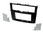 2-DIN kit til Mitsubishi Pajero 2014- i pianosort udførsel.(260 CT23MT23)