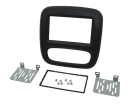 2-DIN kit til Nissan NV300 2016-, sort.(260 CT23NS33)