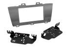 2-DIN kit til Subaru Legacy 2015- og Outback 2015- i sølv ud(260 CT23SU13)