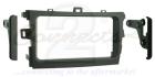 2-DIN monteringskit til Toyota Corolla 2009-2013, sort.(260 CT23TY09)