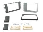 2-DIN monteringskit til Toyota Auris E150 2007-2012, metalgr(260 CT23TY26)