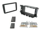 2-DIN kit til diverse VW modeller, gråsort(260 CT23VW07)