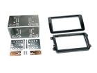 2-DIN kit til diverse VW modeller, Piano/højglans sort(260 CT23VW09)