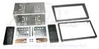 2-DIN monteringskit til diverse Opel modeller, sort. (260 CT23VX01A)