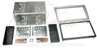 2-DIN monteringskit til diverse Opel modeller, satin stone. (260 CT23VX06A)