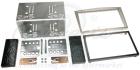 2-DIN monteringskit til diverse Opel modeller, satin stone. (260 CT23VX07A)