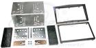 2-DIN monteringskit til diverse Opel modeller, Pianosort. (260 CT23VX18)