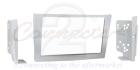 2-DIN monteringskit til Opel Astra 2004-2009, sølv. (260 CT23VX22)