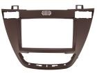 2-DIN monteringskit til Opel Insignia 2008-2014, Kakaobrun.(260 CT23VX25)