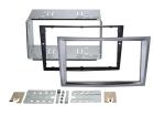 2-DIN monteringskit Perfect fit, Charcoal metallic, til dive(260 CT23VX34)