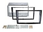 2-DIN monteringskit Perfect fit, Pianosort, til diverse Opel(260 CT23VX36)