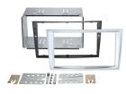 2-DIN monteringskit Perfect fit, Matt chrome, til diverse Op(260 CT23VX37)