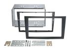 2-DIN monteringskit Perfect fit, Sort, til diverse Opel.(260 CT23VX39)