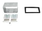 2-DIN monteringskit Perfect fit, sort, til diverse Opel.(260 CT23VX44)
