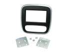 2-DIN kit til ny Renault Trafic 2015-, sort/sølv.(260 CT23VX50a)