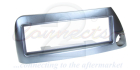 1-DIN ramme til Ford Ka 1996-2008, Blå, Med hul til cigartæn(260 CT24FD03L)