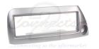 1-DIN ramme til Ford Ka 1996-2008, sølv, Med hul til cigartæ(260 CT24FD05L)