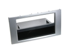 1-DIN kit sølv til modeller med firkantet Ford 6000CD radio.(260 CT24FD56)