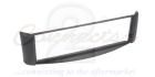 1-DIN ramme til Smart ForTwo 1998-2007, sort.(260 CT24MM01)