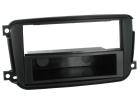 1-DIN ramme til Smart ForTwo 2010-. (260 CT24MM08)